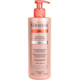 Kérastase Discipline tratamiento regenerador con queratina  para cabello rebelde  400 ml