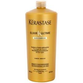 Kérastase Elixir Ultime kondicionér se vzácnými oleji pro všechny typy vlasů  1000 ml