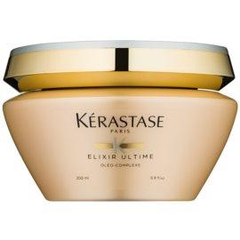 Kérastase Elixir Ultime máscara para óleos preciosos  200 ml