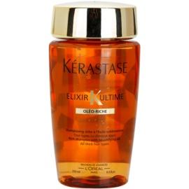 Kérastase Elixir Ultime champô rico em óleos para cabelo áspero e seco  250 ml