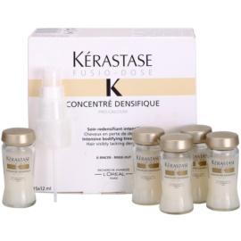 Kérastase Fusio-Dose интензивна регенерираща грижа за коса без плътност  15x12 мл.