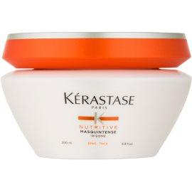 Kérastase Nutritive Masquintense подхранваща маска  за суха и чувствителна коса  200 мл.