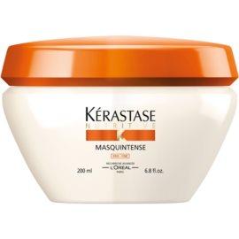 Kérastase Nutritive Masquintense maska pro suché a křehké vlasy  200 ml