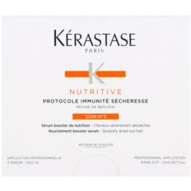 Kérastase Nutritive nährendes Serum für sehr trockene Haare nur für professionellen Gebrauch  20x 2 ml