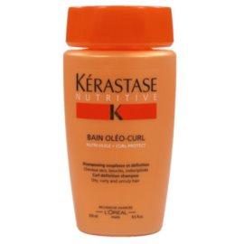 Kérastase Nutritive Oléo-Curl Shampoo-Kur für Schwung und Form von trockenen, gewellten und lockigen Haaren  250 ml