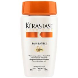 Kérastase Nutritive hranilna šamponska kopel za suhe občutljive lase   250 ml