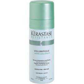 Kérastase Resistance espuma de cabelo para volume duradouro   150 ml