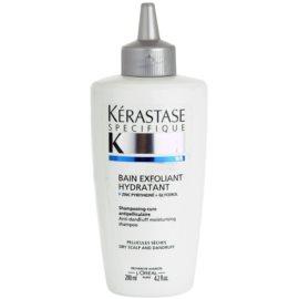 Kérastase Specifique šamponová lázeň proti lupům pro suchou vlasovou pokožku  200 ml