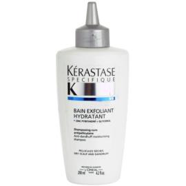 Kérastase Specifique Bain Exfoliant Hydraterende Shampoo  tegen Roos   200 ml