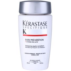 Kérastase Specifique šamponová lázeň pro preventivní ochranu proti padání normálních vlasů  250 ml