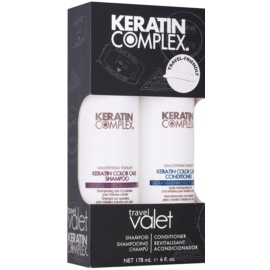 Keratin Complex Smoothing Therapy Kosmetik-Set  I.