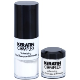Keratin Complex Smoothing Therapy suchý šampon pro objem a lesk  6 g