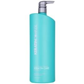 Keratin Complex Smoothing Therapy поживний шампунь для блиску та шовковистості волосся  1000 мл