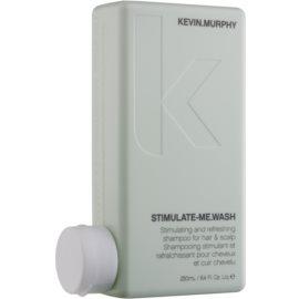 Kevin Murphy Stimulate-Me Wash stimulujúci a osviežujúci šampón na vlasy a vlasovú pokožku  250 ml