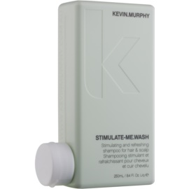 Kevin Murphy Stimulate-Me Wash spodbujajoči in osvežilni šampon za lase in lasišče  250 ml