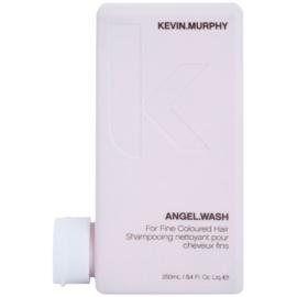 Kevin Murphy Angel Wash champô para cabelos finos e quimicamente tratados  250 ml