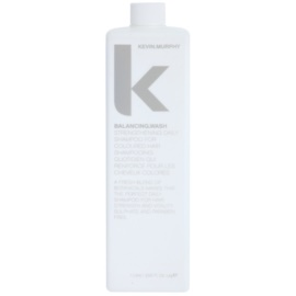 Kevin Murphy Balancing Wash posilující šampon pro barvené vlasy  1000 ml