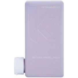 Kevin Murphy Blonde Angel Wash fialový šampon pro blond a melírované vlasy  250 ml
