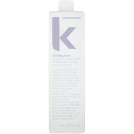 Kevin Murphy Staying Alive bezoplachový kondicionér na vlasy a vlasovou pokožku bez parabenů  1000 ml