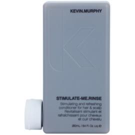 Kevin Murphy Stimulate-Me Rinse stimulující a osvěžující kondicionér na vlasy a vlasovou pokožku  250 ml
