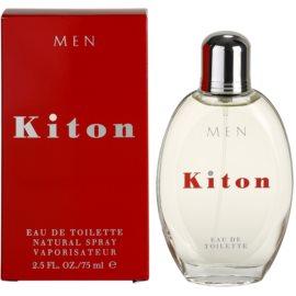 Kiton Kiton toaletna voda za moške 75 ml