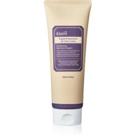 Klairs Supple Preparation globinsko vlažilno mleko za telo za suho kožo  250 ml