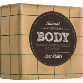 Klairs Manuka Honey & Choco Bar Soap for Body  100 g