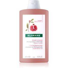Klorane Pomegranate Shampoo für gefärbtes Haar  400 ml