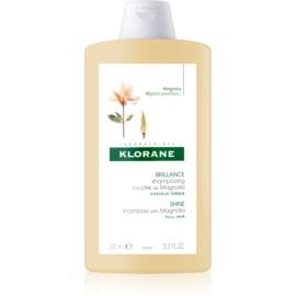 Klorane Magnolia szampon do nabłyszczenia  400 ml