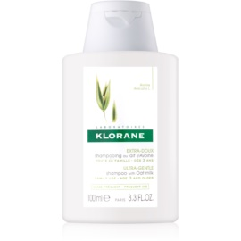 Klorane Oat Milk Shampoo For Frequent Washing  100 ml
