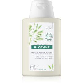 Klorane Avoine szampon do częstego stosowania  100 ml