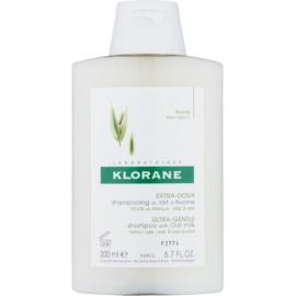 Klorane Avoine šampon za pogosto umivanje las  200 ml