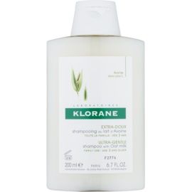 Klorane Oat Milk Shampoo For Frequent Washing  200 ml