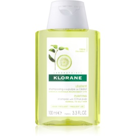 Klorane Cédrat šampon pro normální vlasy  100 ml