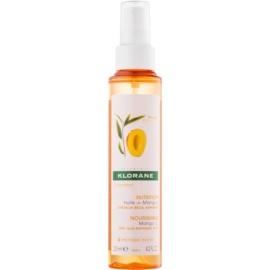 Klorane Mangue Oil For Dry Hair  125 ml