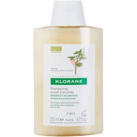 Klorane Amande champô para dar volume  200 ml