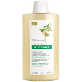 Klorane Amande szampon do zwiększenia objętości  400 ml