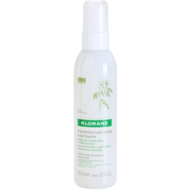 Klorane Avoine bezoplachový sprej pro snadné rozčesání vlasů  200 ml