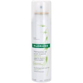 Klorane Avoine suchý šampon pro všechny typy vlasů  150 ml