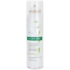 Klorane Oat Milk suchý šampon pro všechny typy vlasů  150 ml