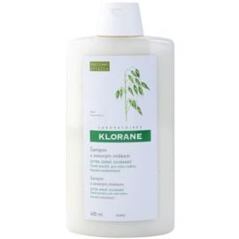 Klorane Avoine champô para lavagem frequente de cabelo   400 ml