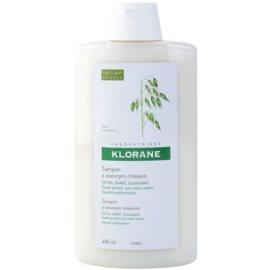 Klorane Oat Milk champú para lavar el cabello con frecuencia  400 ml