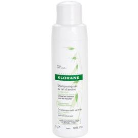 Klorane Oat Milk suchý šampon pro všechny typy vlasů  50 g