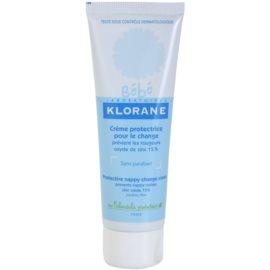 Klorane Bébé crema contra irritación  75 g