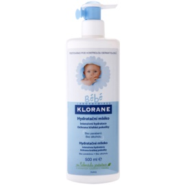 Klorane Bébé Moisturizing Milk  500 ml