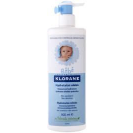 Klorane Bébé hydratační mléko  500 ml