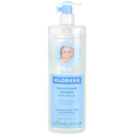 Klorane Bébé čisticí micelární voda pro děti  750 ml
