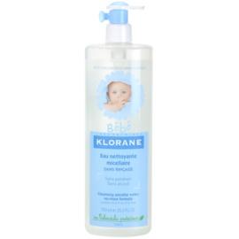 Klorane Bébé čistiaca micelárna voda pre deti  750 ml