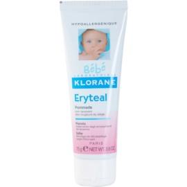 Klorane Bébé Erytéal ochranná mast na dětský zadeček  75 ml