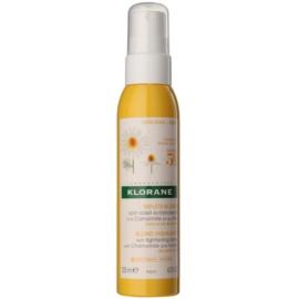 Klorane Camomille spülfreie Pflege zum Aufhellen und Betonen von blonder Haarfarbe  125 ml